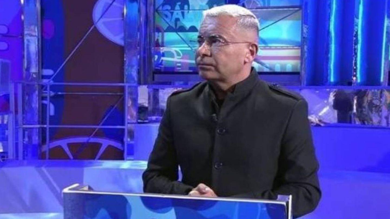 Jorge Javier, en 'Sálvame'. (Telecinco)