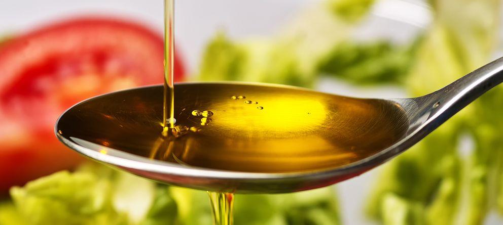 Foto: Aceite Abbae de Queiles, el aceite de oliva virgen extra, que se recoge a mano