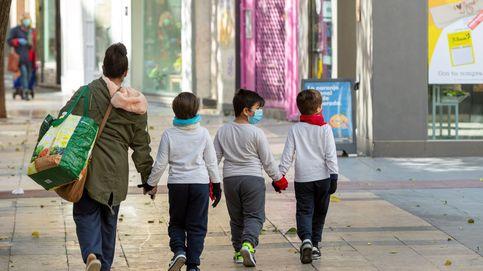 ¿Cuándo y cómo pueden salir los niños a la calle durante el estado de alarma? Lo que dice el BOE