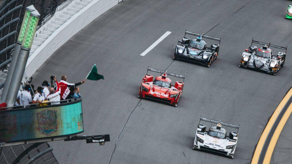 Foto: Las 24 horas de Daytona es una de las carreras de resistencia más importantes del mundo. (Daytona International Speedway)