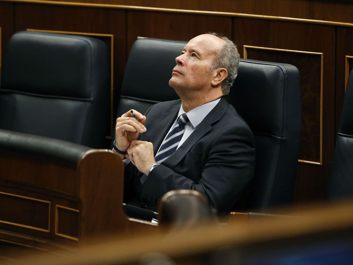 Foto: El ministro de Justicia, Juan Carlos Campo. (EFE)