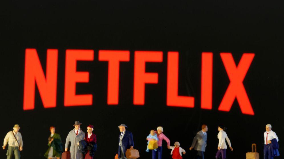 Foto: Logo de Netflix. (Reuters)