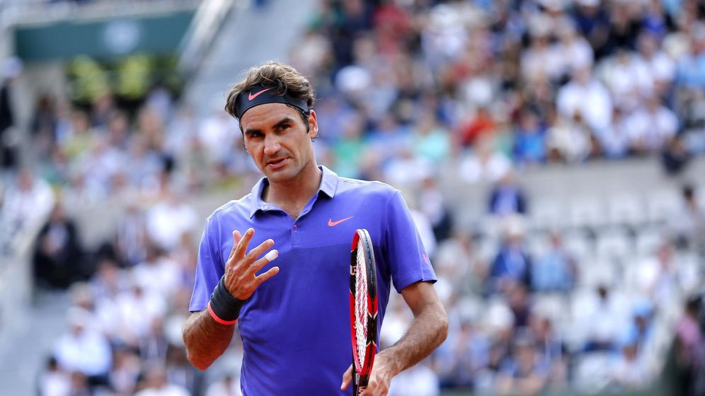 Federer y Wawrinka avanzan de ronda, mientras Verdasco se despide de París