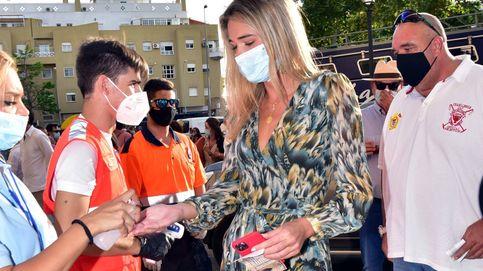 El último fichaje de Ana Soria es este vestido ideal de Massimo Dutti
