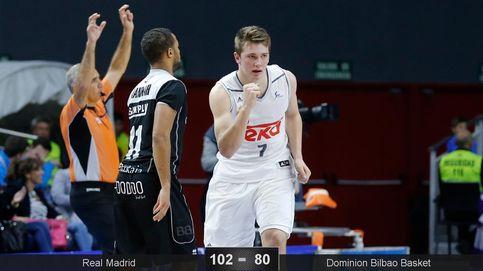 Otra victoria de 100 puntos para el Real Madrid antes de los 'playoffs'