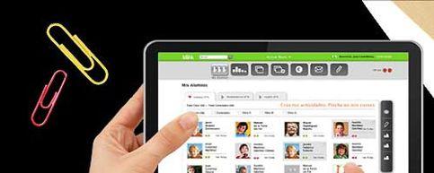 Foto: Blinklearning, la 'app' que permite personalizar la educación en colegios