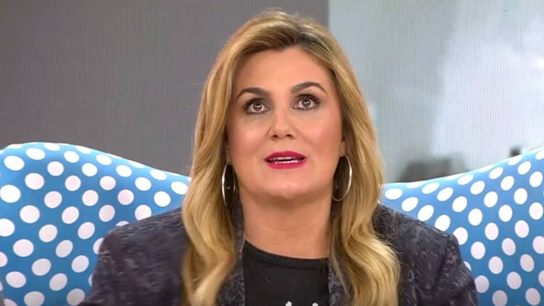 Corredera, presentadora de 'Sálvame'. (Mediaset)