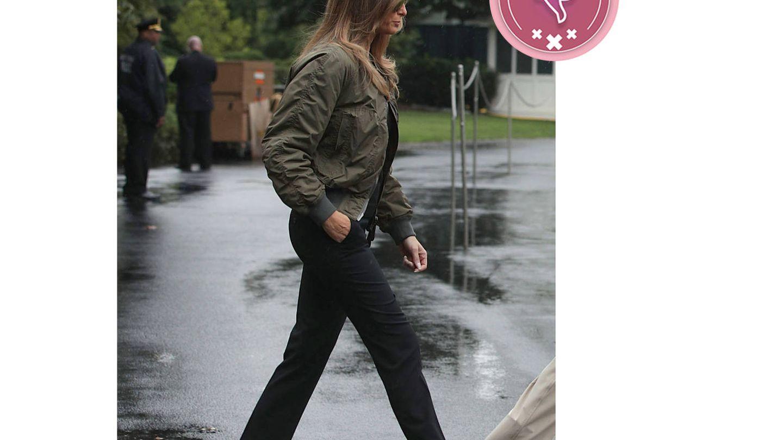 Melania Trump. (Getty)