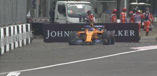 Post de A Alonso le ha mirado un tuerto y el McLaren necesita una ristra de ajos