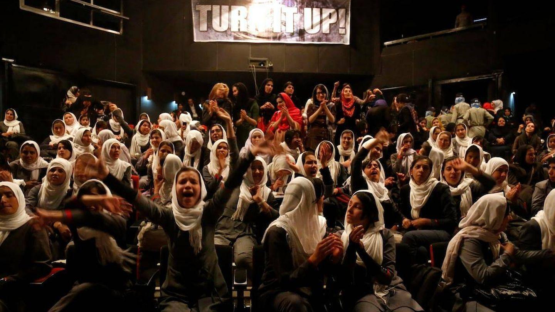 Sound Central Festival en Kabul. (Cedida)