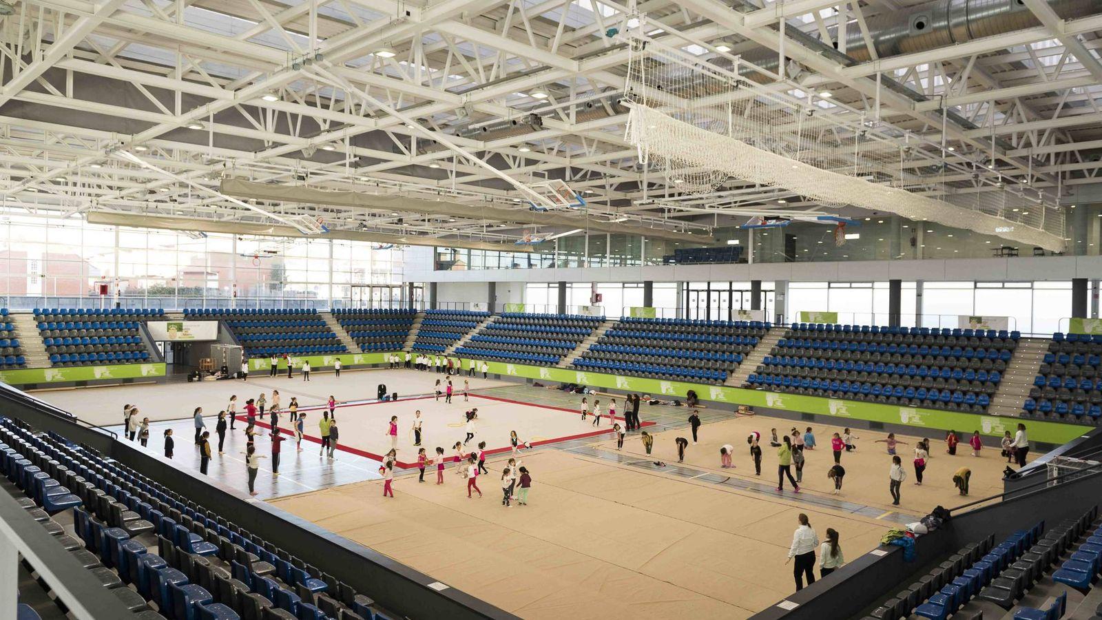 Foto: Instalaciones deportivas de Boadilla del Monte