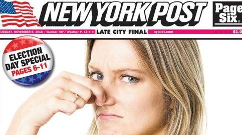 Vota por el menos malo: así titula la prensa americana sus noticias sobre las elecciones