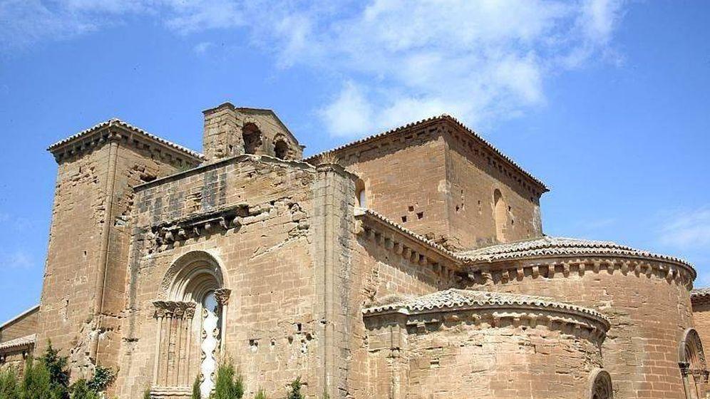 Foto:  Monasterio de Santa María de Sigena. (EFE)