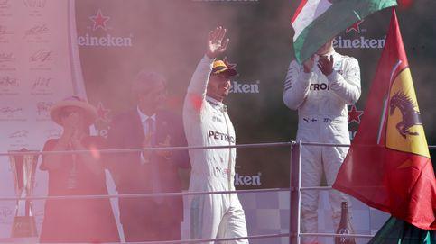 Lewis Hamilton hace historia en Monza y es el hombre con más poles de la F1