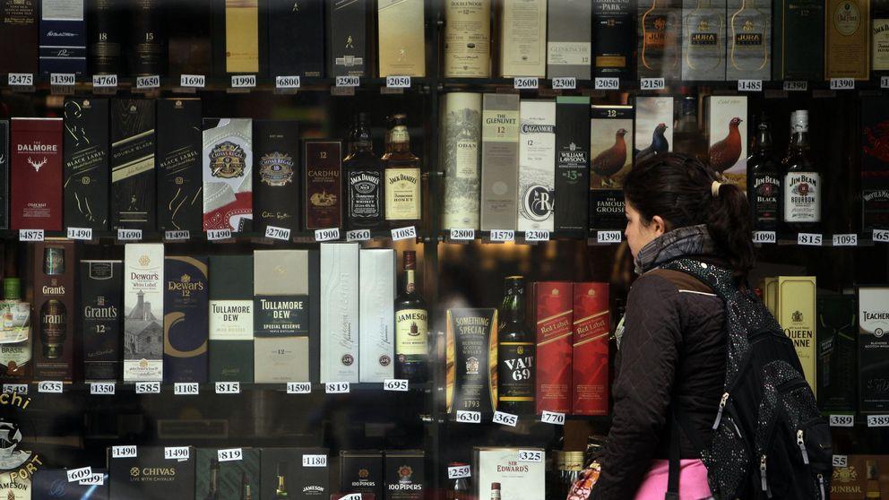 España, entre los países más baratos de Europa para compra alcohol y tabaco