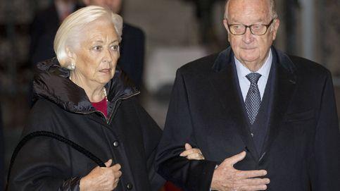 Otra royal hospitalizada: Paola de Bélgica, ingresada por una caída