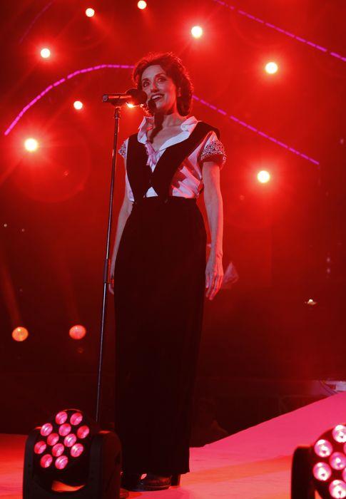 Foto: Una imagen de archivo de la cantante (I. C)