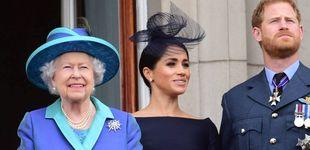 Post de Isabel II reacciona: su decepción ante una Meghan tildada de 'petulante'
