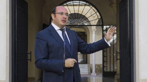 Púnica: Velasco pide procesar al presidente de Murcia pero Anticorrupción se opone