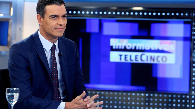 Sánchez ofrece un acuerdo programático a Iglesias para que tenga más difícil decirle no