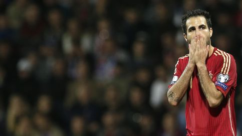 Cesc, clave sólo con Mou: no es el 'Xavi' del Barça ni de Del Bosque