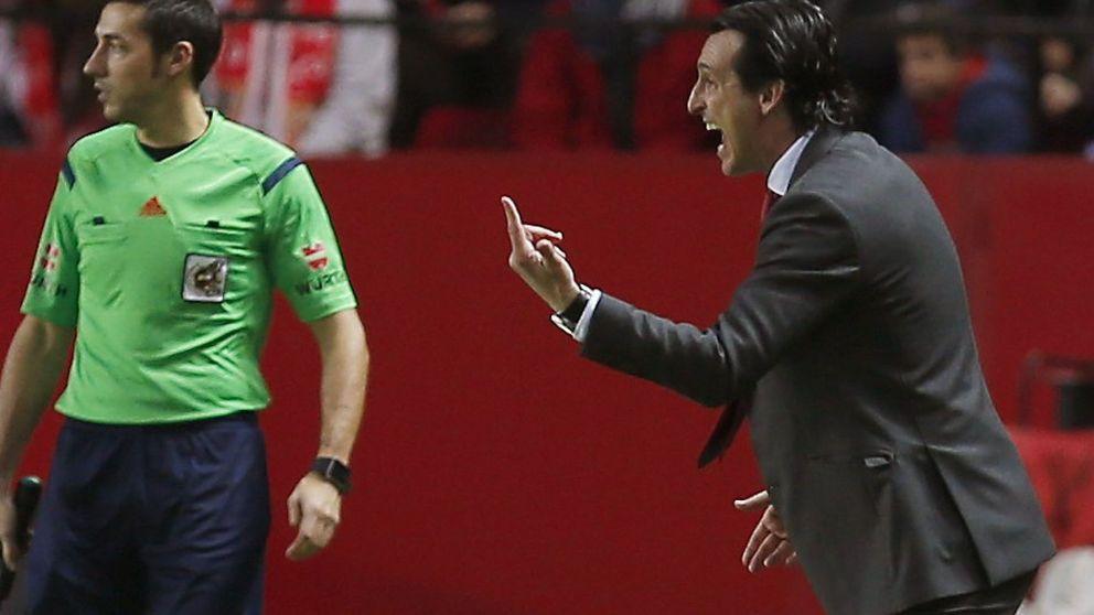 Unai, el loco del fútbol que bate récords y resucita jugadores para el Sevilla