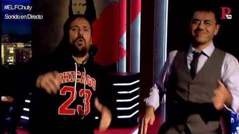Monedero se arranca con un rap de Villarejo y el Rey que da vergüenza ajena