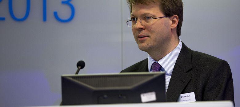 Foto: Martin Skanberg, gestor de renta variable europea de Schroders