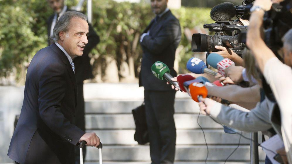 Foto: El abogado Pau Molins en una imagen de archivo. (EFE)