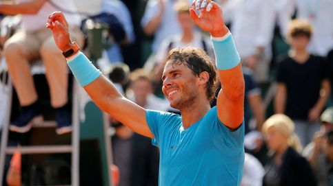Nadal se mete en su undécima final de Roland Garros al ganar a Del Potro