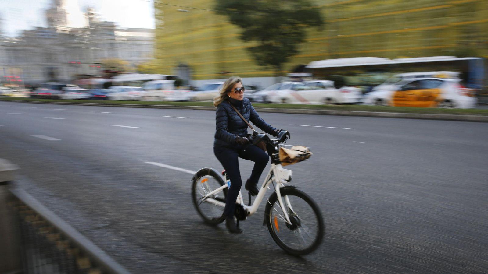 Foto: Los servicios de bici pública fomentan el uso de este medio de transporte.