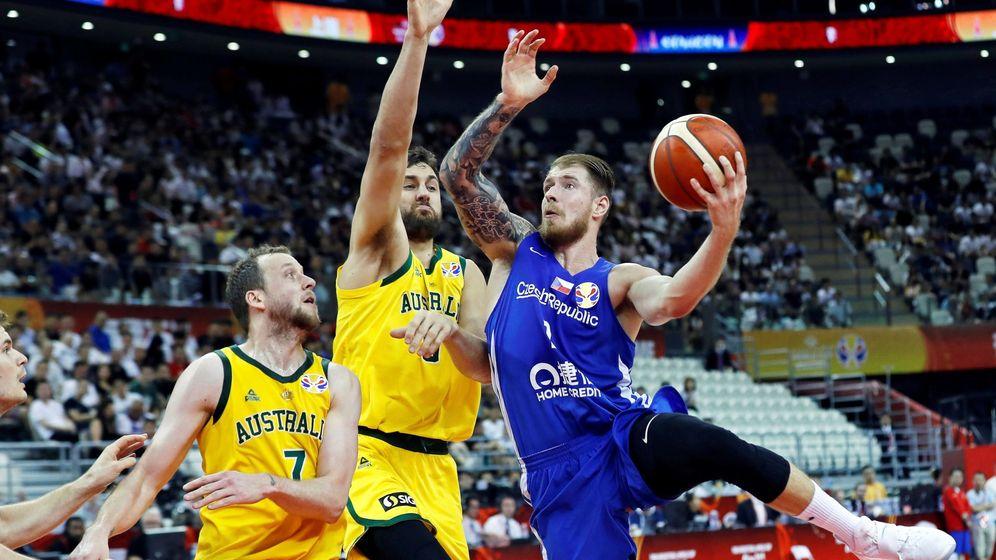Foto: El equipo checo no pudo con Australia. (EFE)