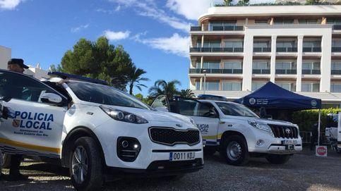 Dos 'okupas' detenidos en Ibiza por asaltar una vivienda con cuchillos y navajas