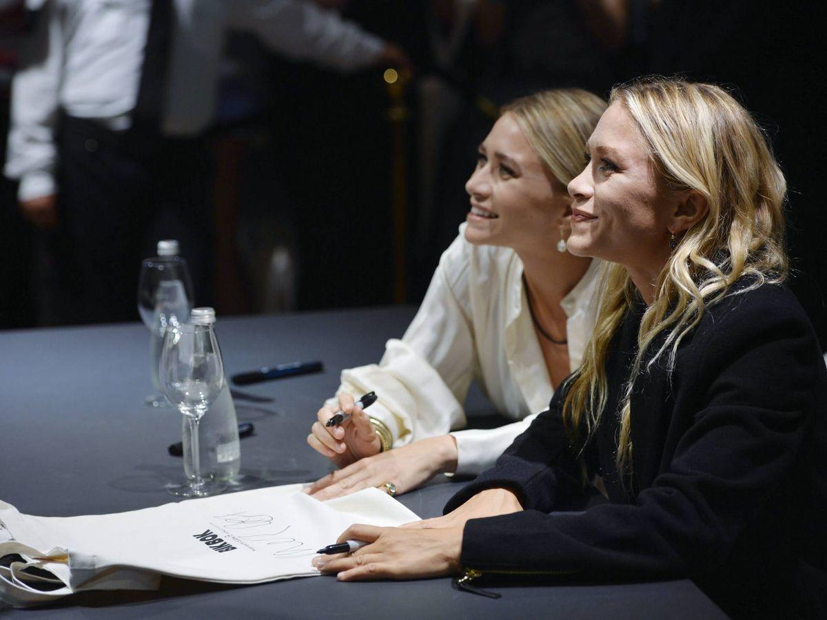 Foto: Las hermanas Olsen. (Cordon Press)