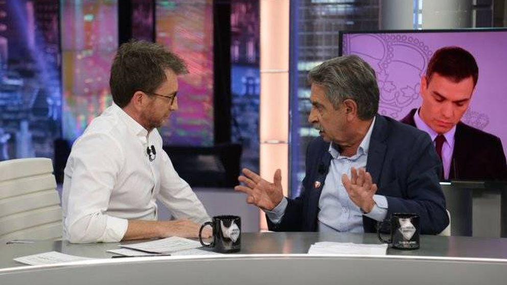 'El hormiguero': el hachazo de Revilla a Albert Rivera en defensa de Pedro Sánchez