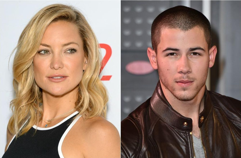 Kate Hudson And Nick Jonas Disney
