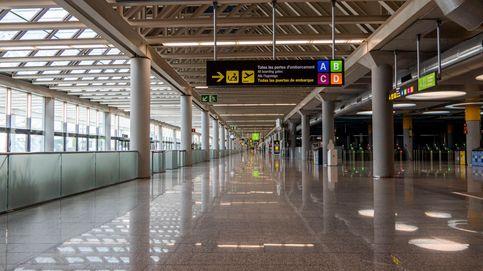 Aena pasa de los 300 vuelos diarios a principios de mayo a los 2.000 en julio