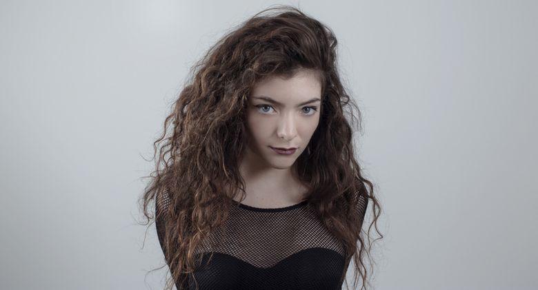 Foto: La artista neozelandesa Lorde se ha convertido en el fenómeno musical del año