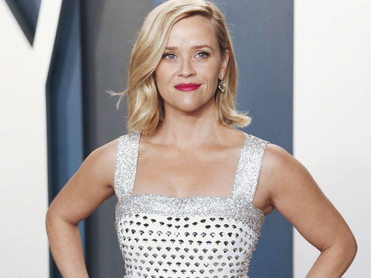 Foto: Reese Witherspoon en la fiesta post-Oscar de 'Vanity Fair'. (EFE)