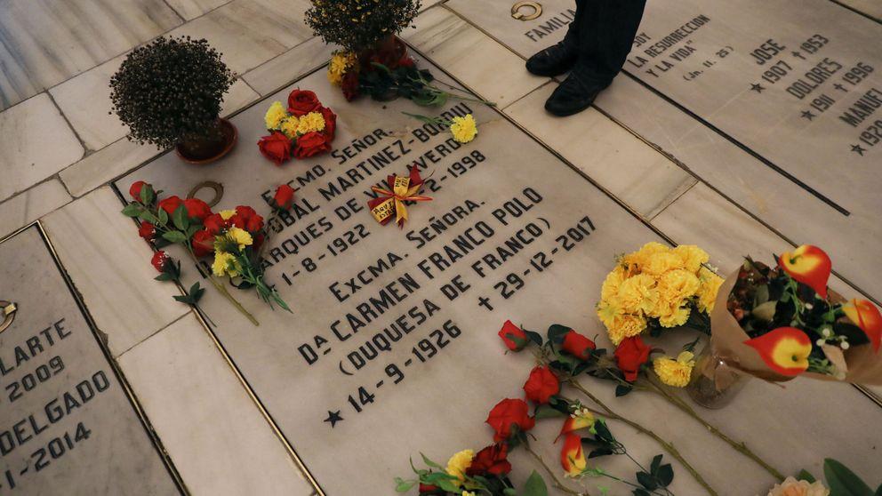 Los Franco insisten en la Almudena y van al TS para suspender la exhumación