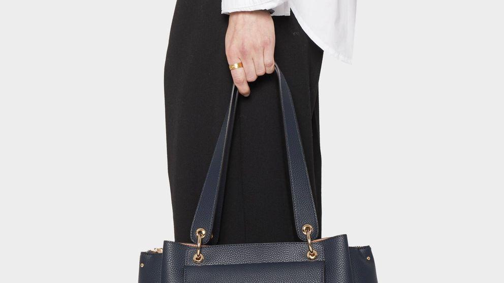 Parfois tiene un bolso muy versátil, ideal como fondo de armario, por menos de 23 euros