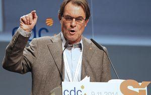 Artur Mas a la BBC: No se puede parar un movimiento democrático y pacífico