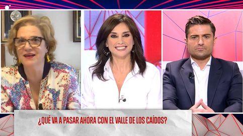 Pilar Rahola sugiere celebrar el Orgullo Gay en el Valle de los Caídos tras salir Franco
