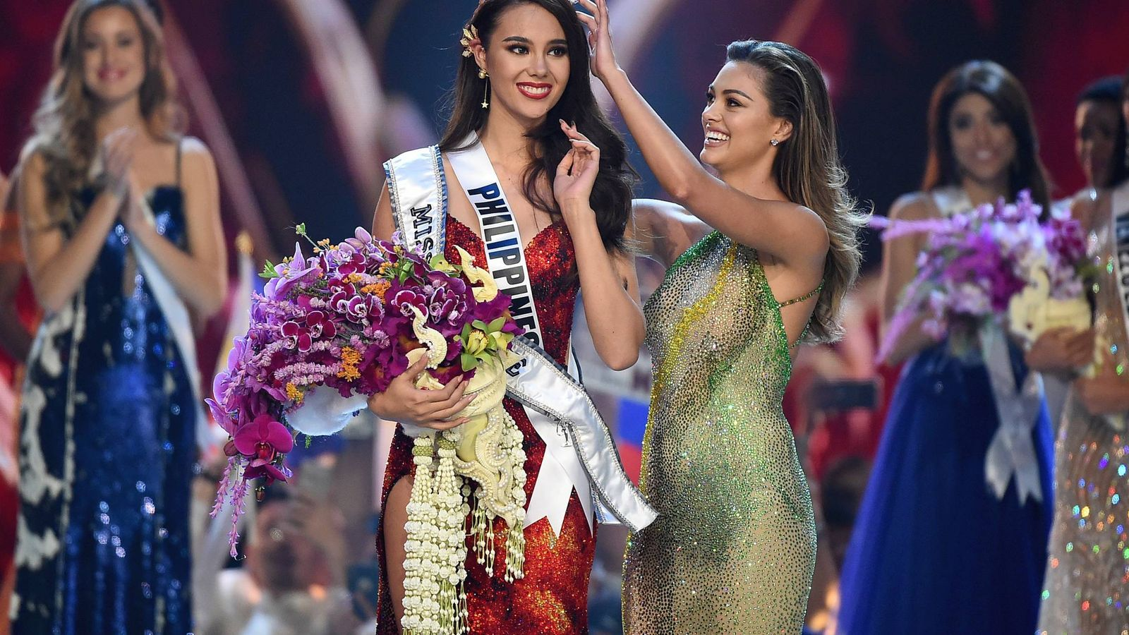 Foto: Catriona Gray, Miss Universo 2018. (Cordon Press)