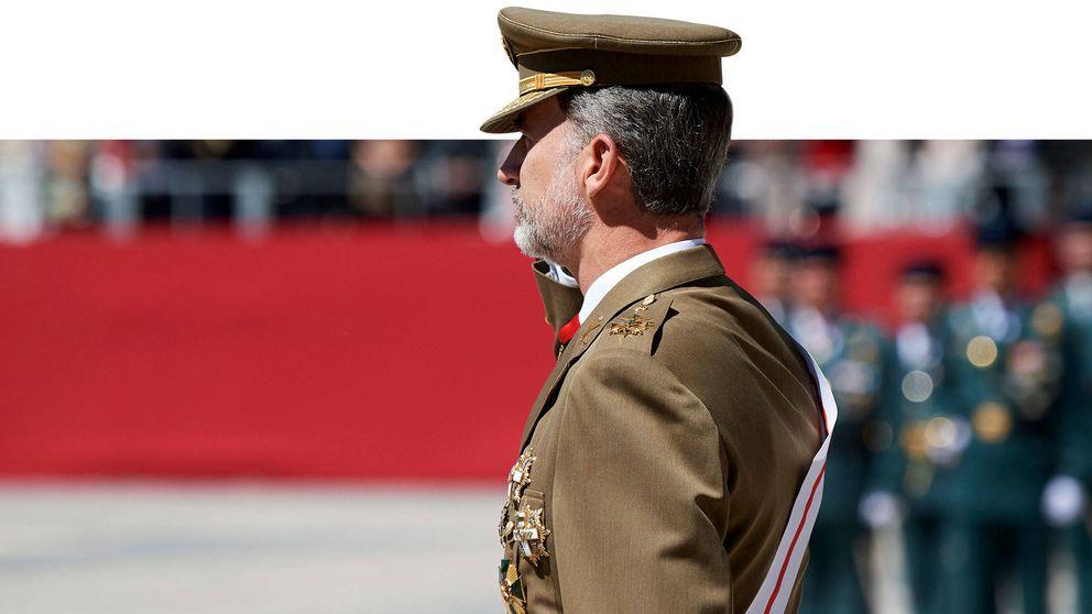 Un 71,2% de los votantes del PSOE aprueba con nota al rey Felipe