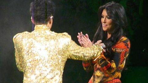El día que Prince ridiculizó a Kim Kardashian sobre un escenario