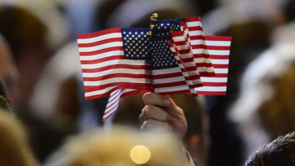 """El millonario Donald Trump anima a la """"revolución"""" y a marchar sobre Washington"""