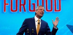 Post de El alcalde de Nueva York, De Blasio, anuncia su candidatura a la presidencia de EEUU