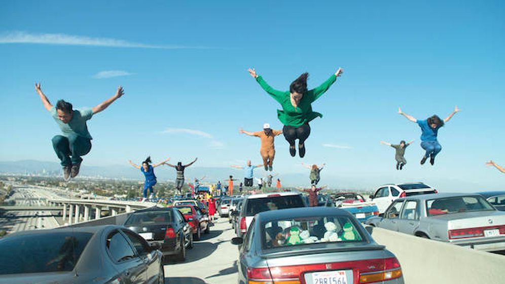 Foto: Escena de apertura de 'La La Land'