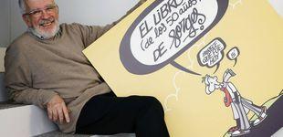 Post de Forges, dibujado: José Mª Nieto, Julio Rey y Peridis recuerdan al maestro